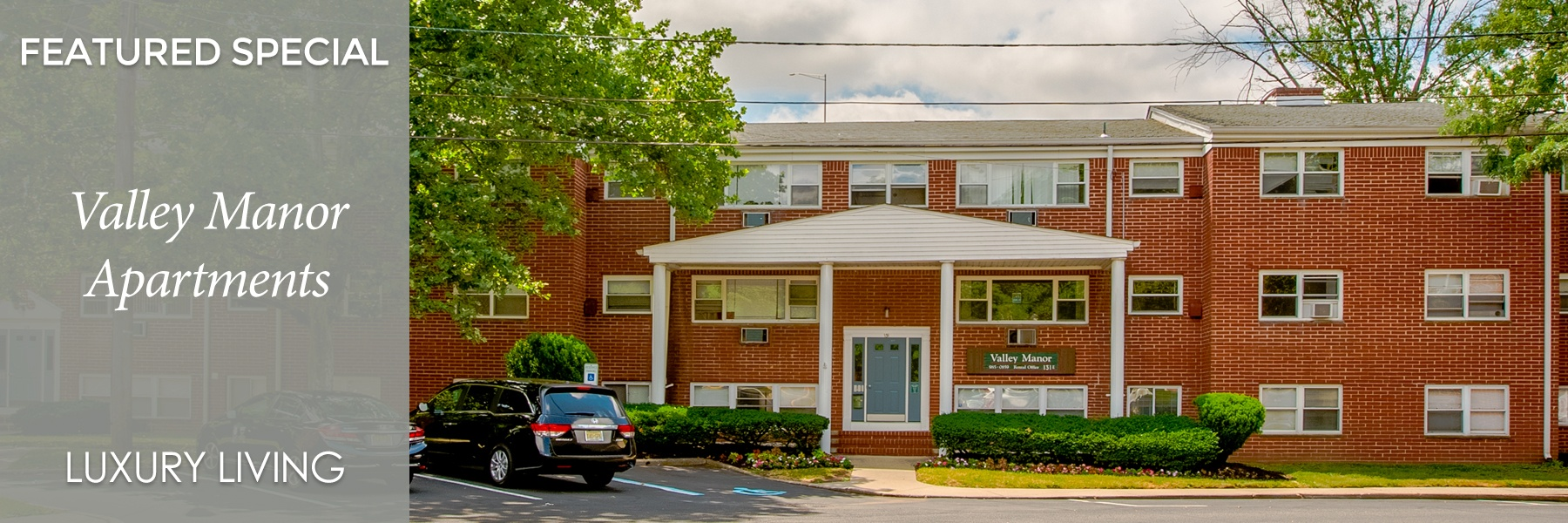 Valley Manor Apartments for rent in Edison, NJ Specials